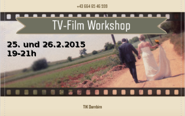 TV Film Workshop